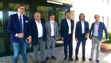 I presidenti di Basilicata Sport & Salute