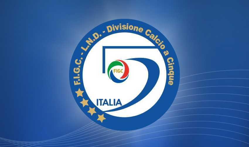 Calcio a 5, i nuovi campionati nazionali ripartono il 17 e il 18 ottobre