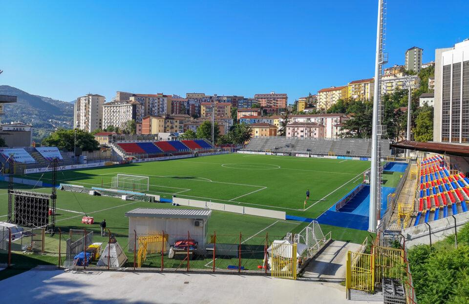 """Prescrizioni per incontro di Calcio """"Potenza – Teramo """" del 21/10/2020"""
