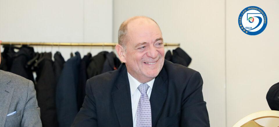 """Di Gianvito: """" I campionati nazionali di futsal vanno avanti"""""""
