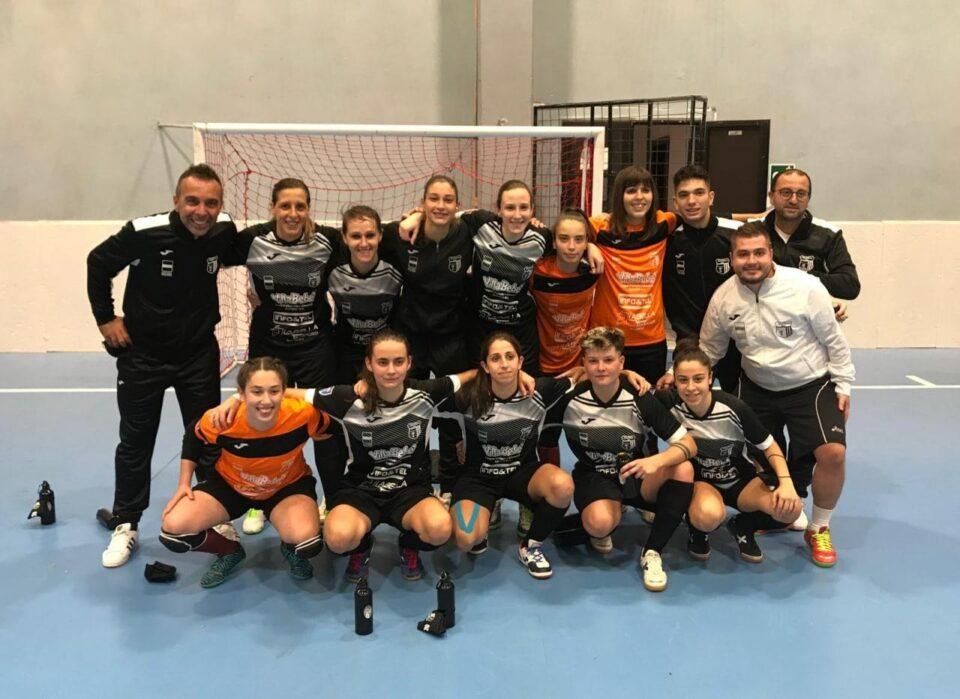 Serie A2 Nazionale Calcio a 5 femminile: FUTSAL RIONERO – LAMEZIA (2-2)