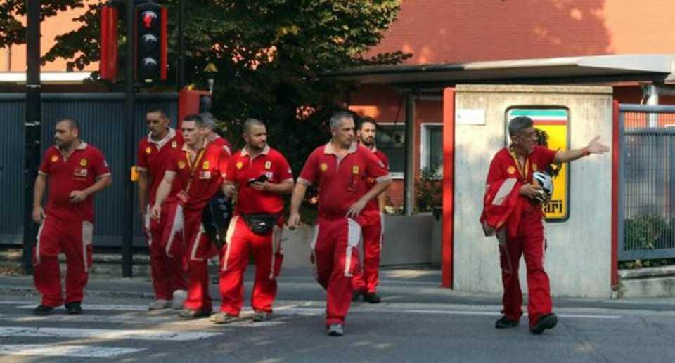 Ferrari. Integrato il premio di competitività