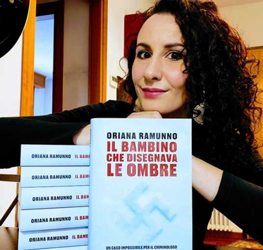 """Un libro da leggere. """"Il bambino che disegnava le ombre"""" di Oriana Ramunno"""