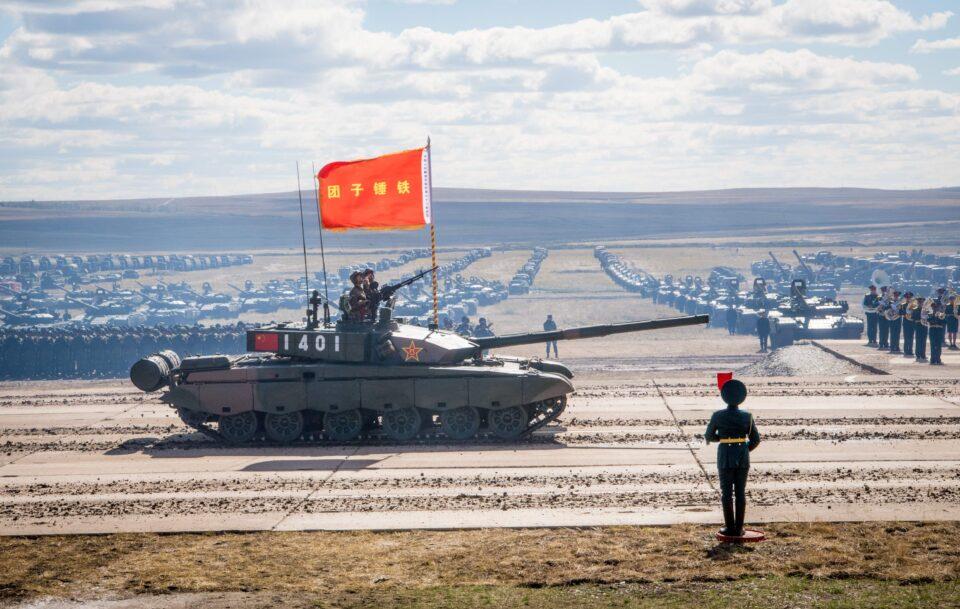 Medio Oriente: la Cina si avvicina al fronte della resistenza