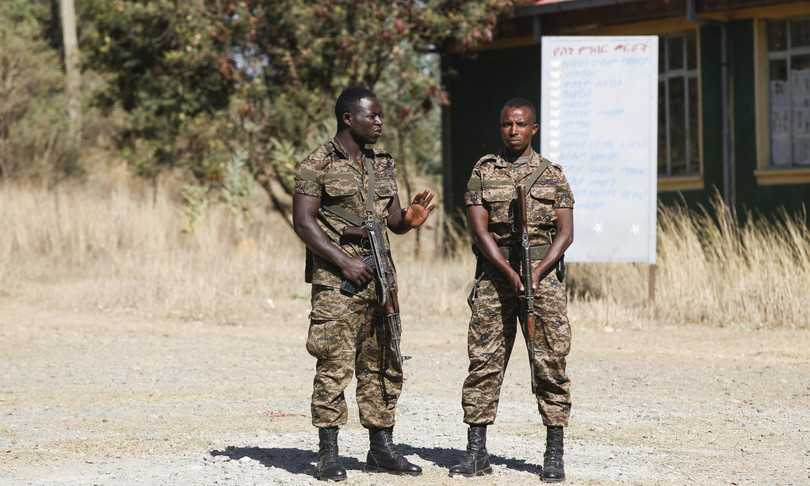 In un villaggio etiope uccisi donne e bambini