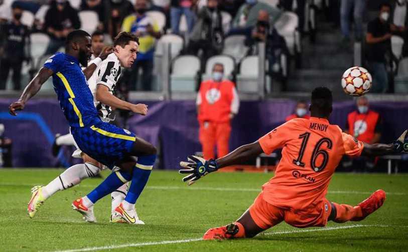Calcio. Champions, Juve-Chelsea: 1 a 0