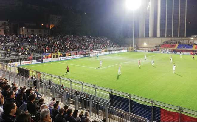 Serie C. Potenza-Virtus Francavilla 0-1. Continua la crisi rossoblu