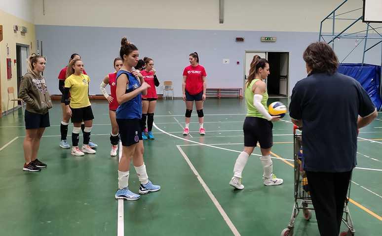 PM Volley Potenza si prepara per la gara contro Cerignola