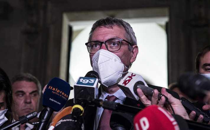 Assalto alla Cgil di Roma. Landini: «Sconfitto il fascismo» (video)