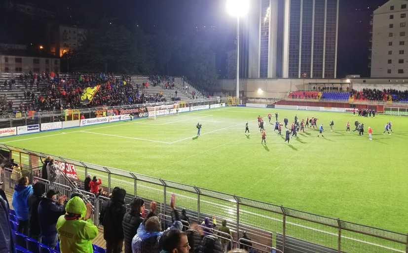 Calcio. Primo ruggito del Potenza, battuta l'Andria: 2-0