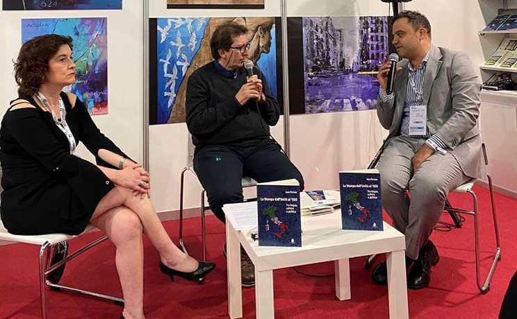 """Sal To '21"", intervista a Luigi Pistone (video)"