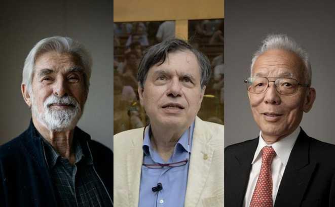 Nobel per la Fisica all'italiano Giorgio Parisi (video)