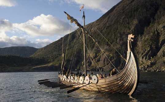 I vichinghi erano in America 4 secoli prima di Colombo